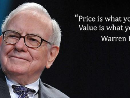 Đầu tư giá trị - một số điều cần lưu ý