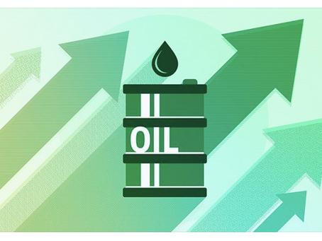 Dầu vọt hơn 3% khi IEA dự báo nhu cầu dầu tăng kỷ lục trong năm 2021