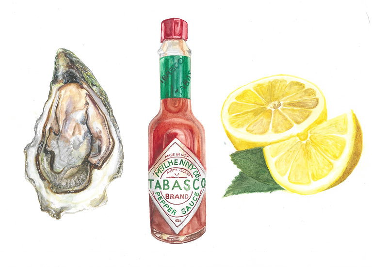It's an oyster kinda day