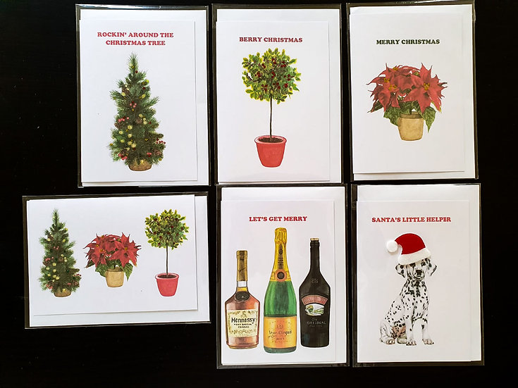 Christmas Cards Collection