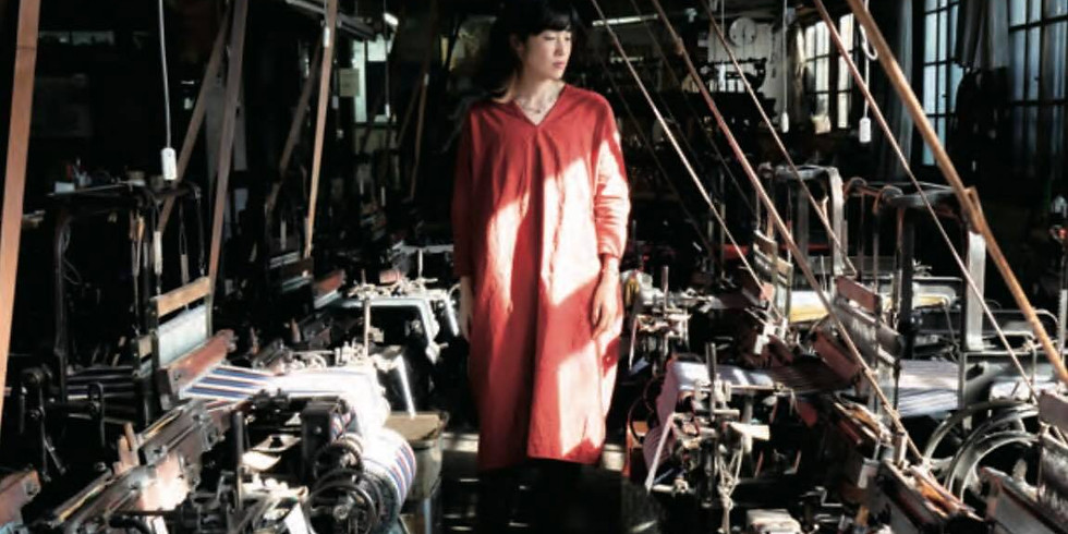 ヤンマのお洋服の受注会 2021