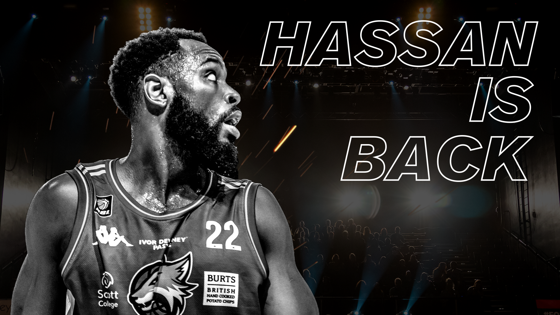 Hassan is Back
