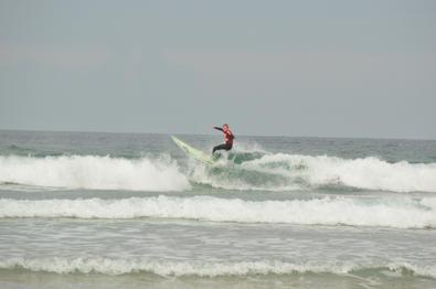 BUCS Surfing
