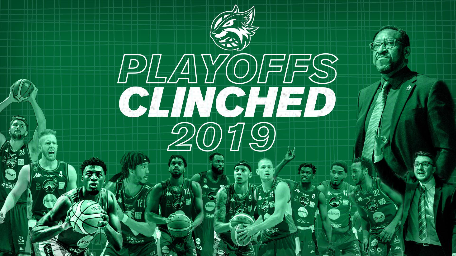 Playoffs Clinched
