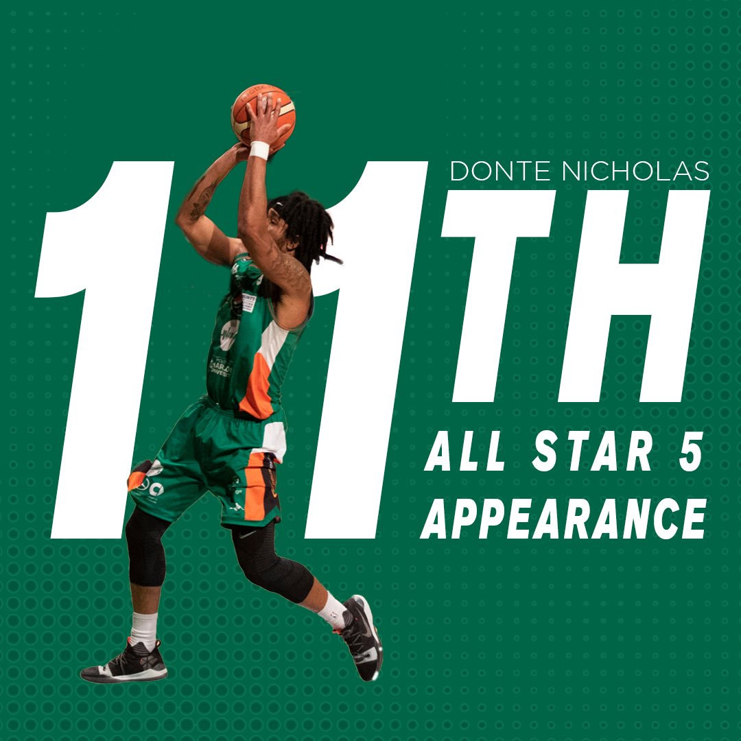 Donte All Star 5