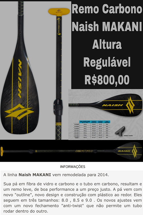 Remo SUP NAISH MAKANI 8.5 regulável