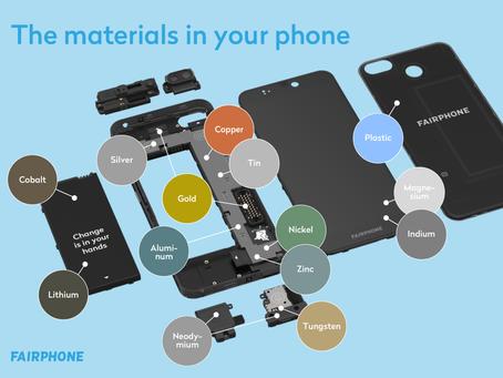 Fairphone 4: o smartphone mais justo, sustentável, duradouro e de fácil reparação chega ao mercado