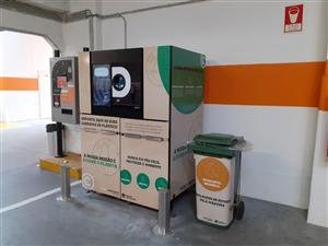Continente lança projeto-piloto de reciclagem e apoia instituições de caridade