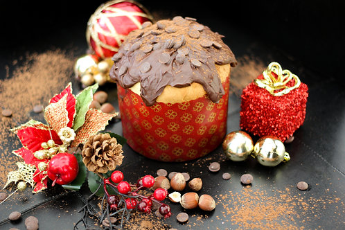 NUTELLA E CHOCOLATE MEIO AMARGO