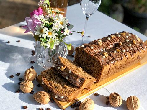 CAKE LOAFS - CAPPUCCINO E NOZES