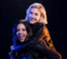 Jenny & Caroline