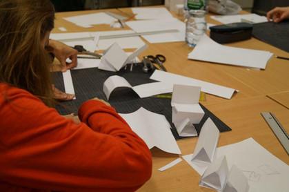 Designworkshop mit der Hochschule Anhalt