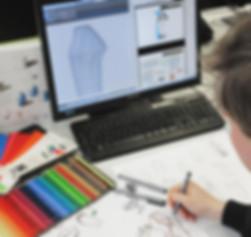 Gestaltungstechnische/r Assistent/in Produktdesign