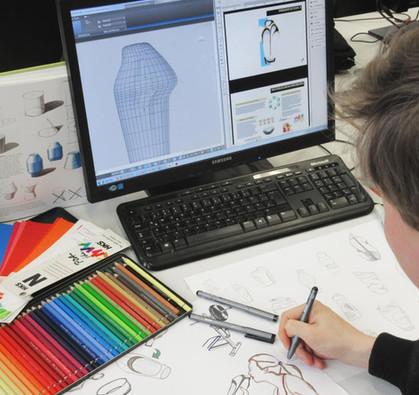 Gestaltungstechnische|r Assistent|in Produktdesign