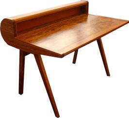 Schreibtisch in Bubinga