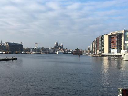 Klassenfahrt nach Amsterdam und Den Haag