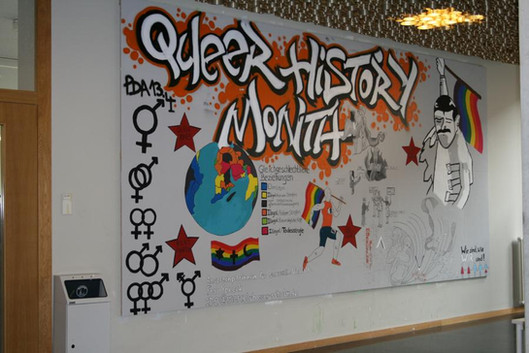 Queer History Month