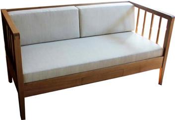 Sofabank in Rüster