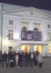 Lady Gaga trifft auf den Klassiker von Friedrich Dürrenmatt