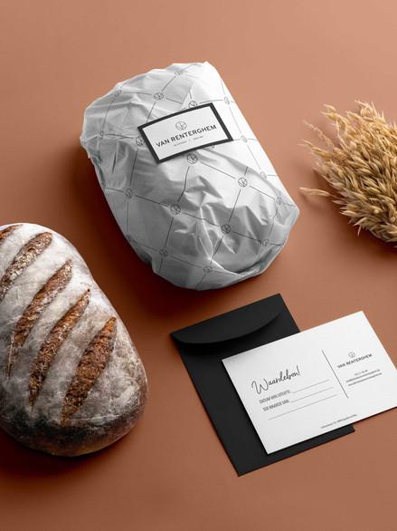 Branding Delicatessen Van Renterghem