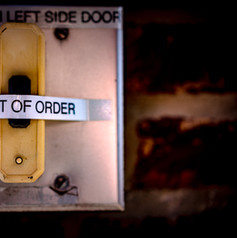 Doors are always interesting, and door bells are also a world of wonder.