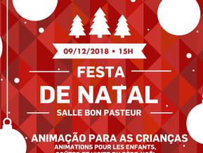 Fête de Noël de l'ACPS le dimanche  9 Décembre 2018 à 15h