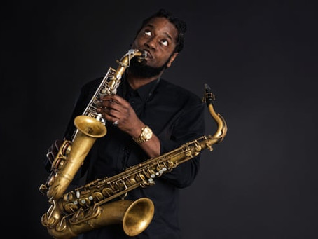 Sax, riots and racism: the radical jazz of Soweto Kinch