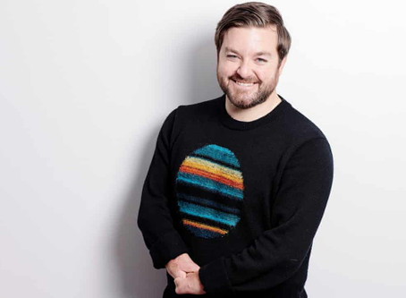 'What if my kids are scared of me?': Alex Brooker on life as a disabled dad