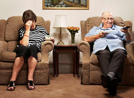 'I'd join you always': how Gogglebox's Leon and June captured our hearts