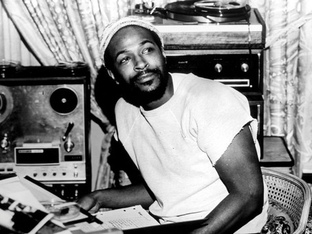 The 100 greatest UK No 1s: No 10, Marvin Gaye – I Heard It Through the Grapevine
