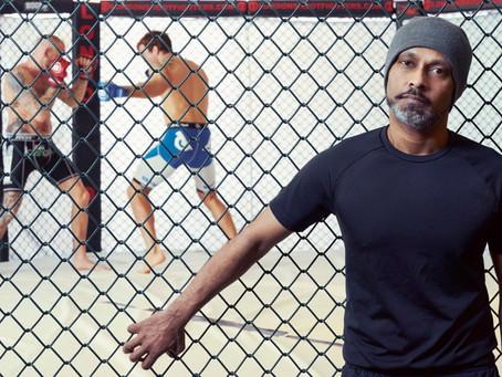Dance like a butterfly, sting like a bee: why Akram Khan embraced MMA