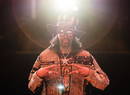 Bootsy Collins: 'We're all funky, just not all of us know it'