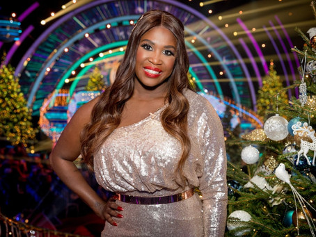 Motsi Mabuse: 'People didn't expect black people in ballgowns'