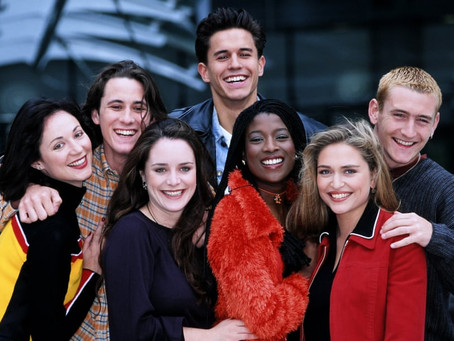 'Real life but better looking': ultimate teen soap Hollyoaks turns 25