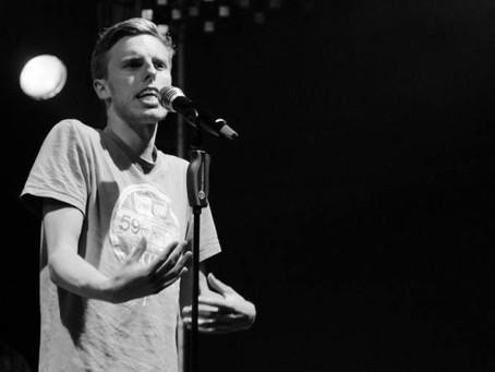 An Interview with Harry Baker, Spoken Word Poet
