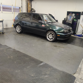 Volkswagen Golf. Tacoma Foss car 🚗 audio and tint. C.P.