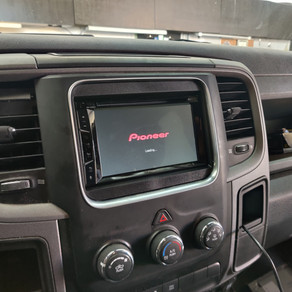 Dodge Ram. Tacoma Foss car 🚗 audio and tint. C.P.