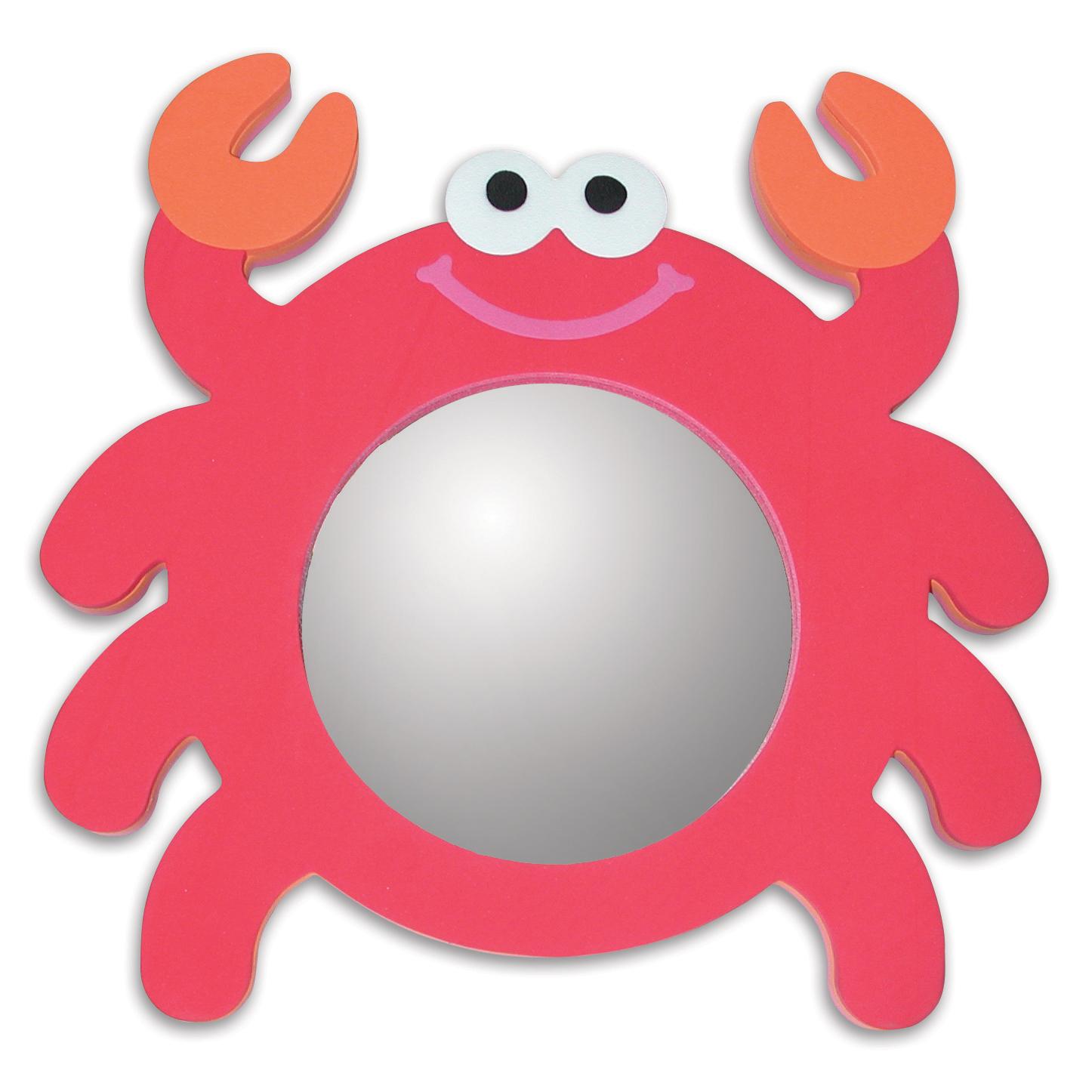 Krabbe med speil