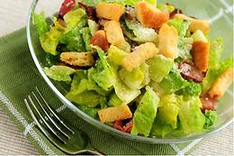Salat, sunn mat