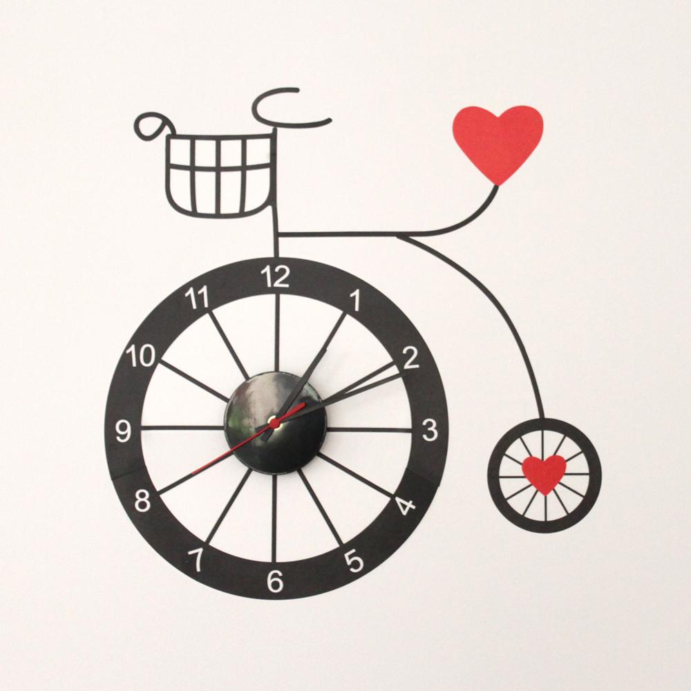 Dekorativ sykkelklokke!