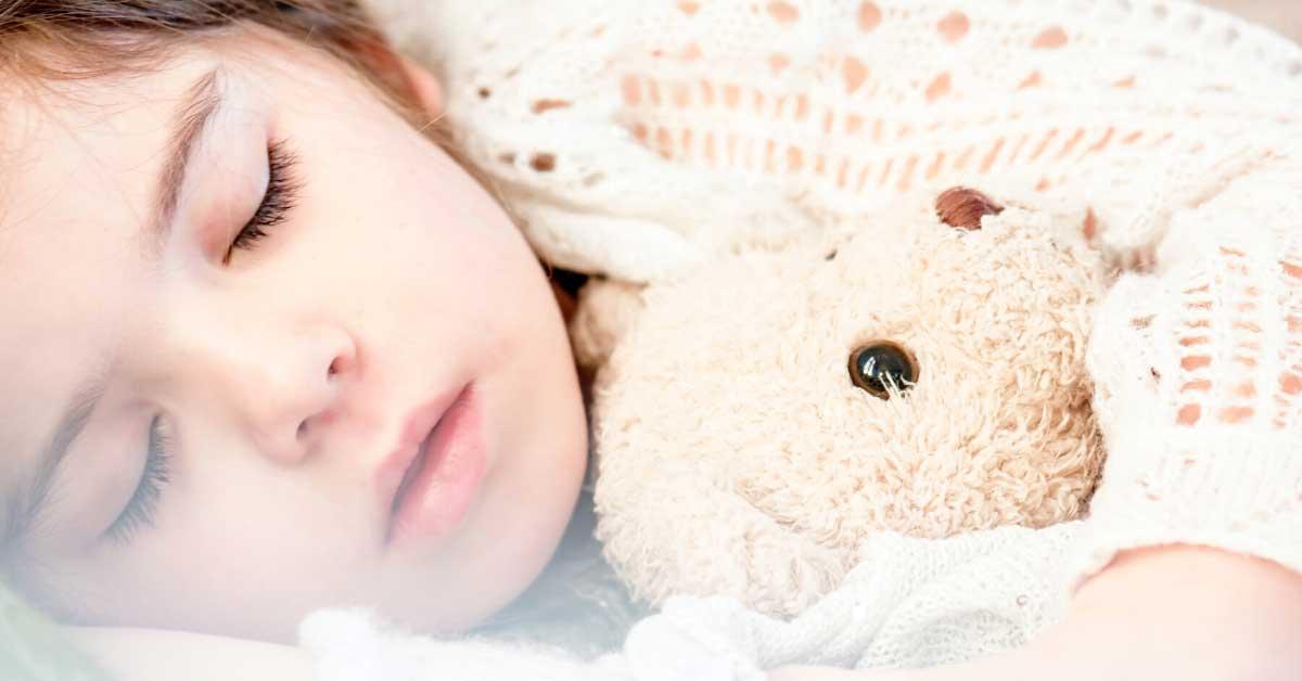 Leggerutiner styrker barn psykisk