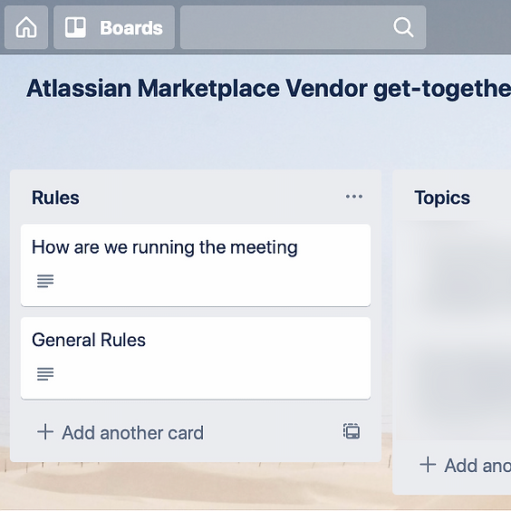 May Monthly Marketplace Vendor Community Get-Together