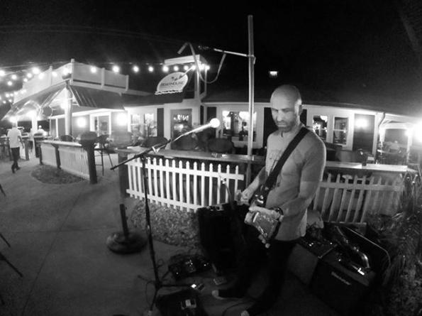 Greg Osborne - Boathouse Kitchen & Swan Dive
