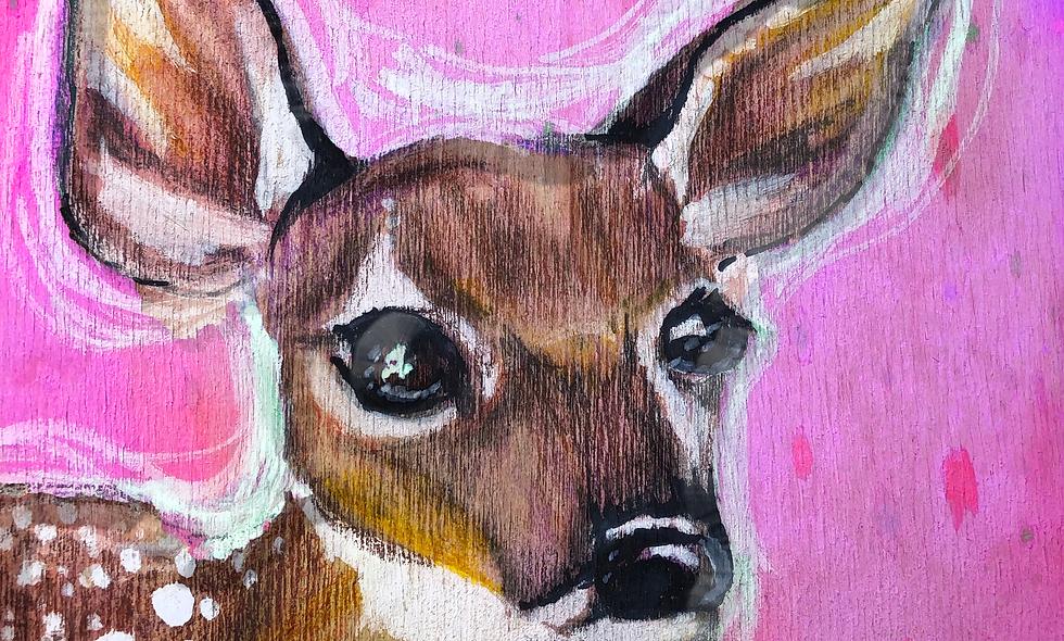 Spirit Animal Print - Deer