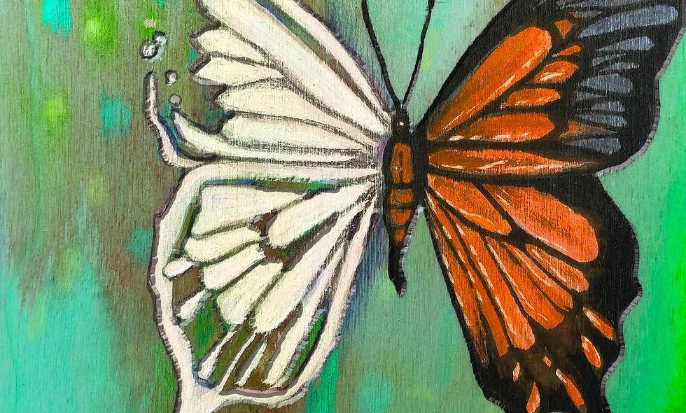 Spirit Animal Print-Butterfly