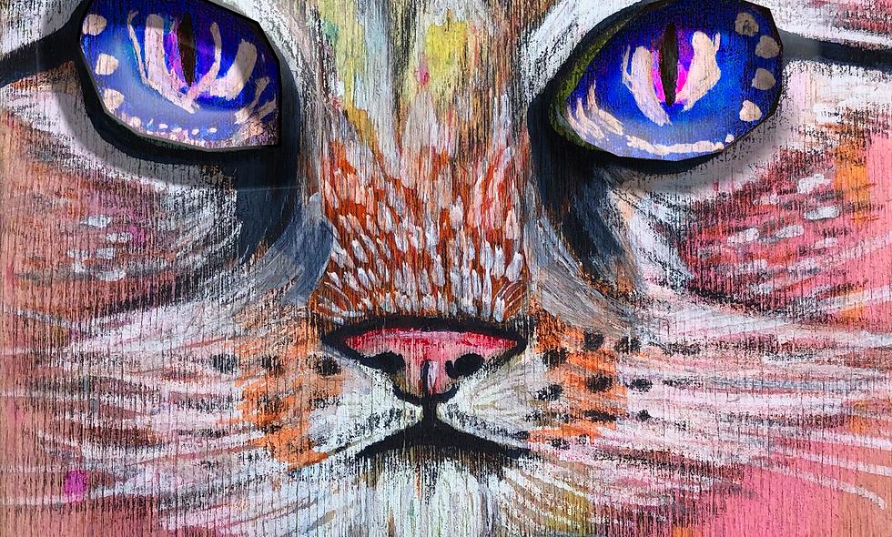 Spirit Animal Print- Cat