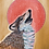 Thumbnail: Spirit Animal Print- Wolf