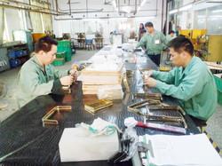Metal Frame Department