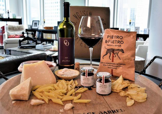 Croatian Wine gifts - wine and truffle gifts