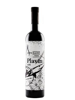 Ante Sladic Plavina wine